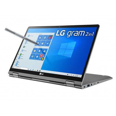 LG Gram Dark Silver (14T90N-R.AAS9U1)